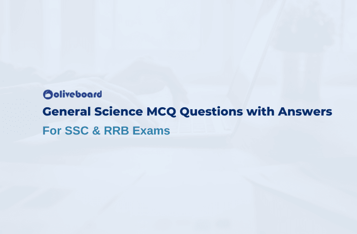 General Science MCQ Questions with Answers