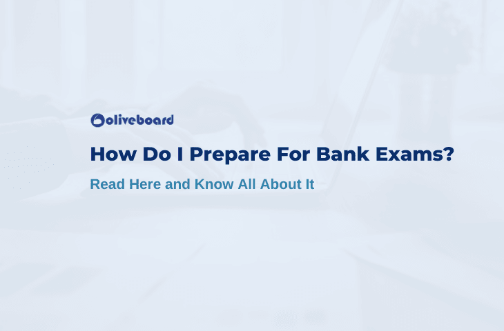 how do I prepare for bank exams
