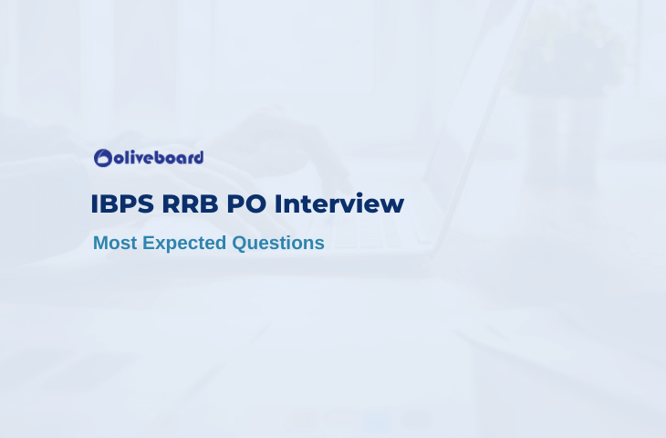 IBPS RRB PO Interview Most Expected Questions
