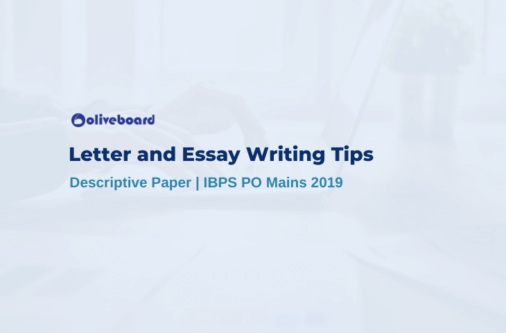 Letter and Essay Writing Tips