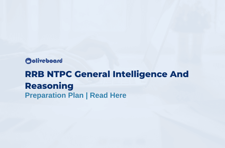 RRB NTPC General Intelligence And Reasoning