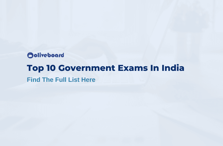 Top 10 Government Exams In India