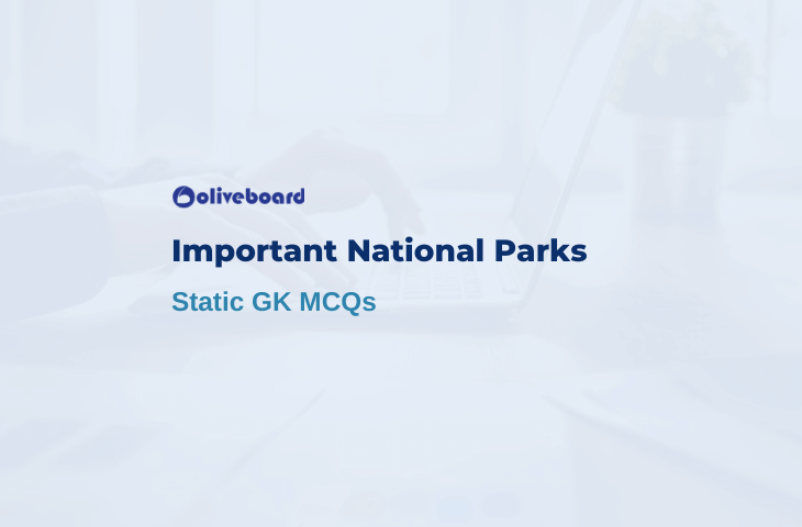 Important National Parks