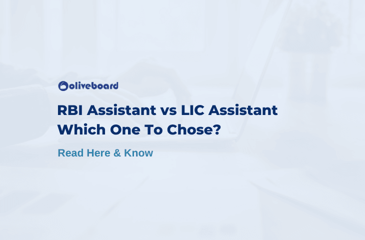 RBI Assistant vs LIC Assistant