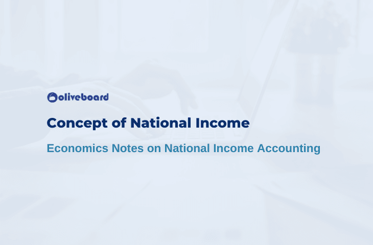 Concept of National Income
