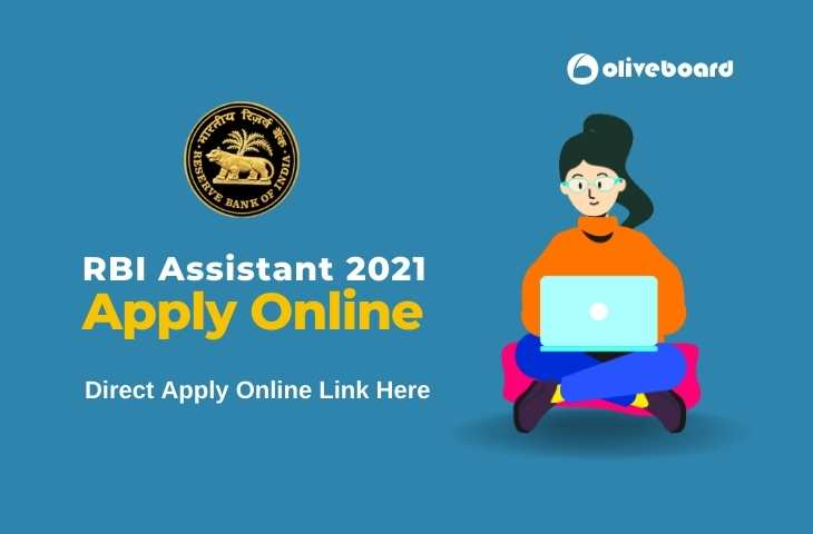rbi assistant apply online