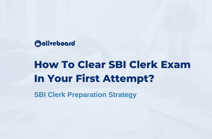 How to Crack SBI Clerk Exam in First Attempt