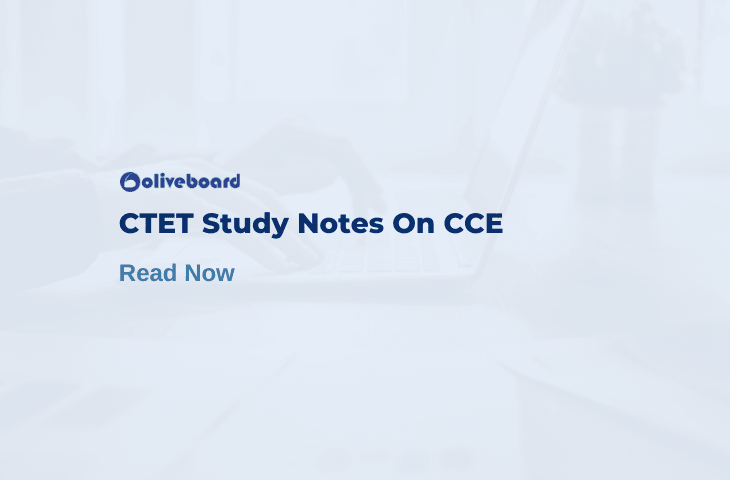 CCE Study notes