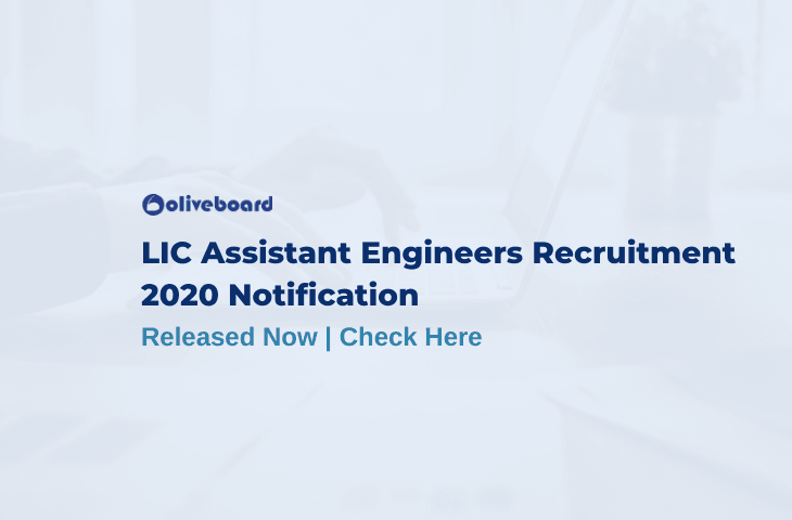 LIC Assistant Engineers Recruitment