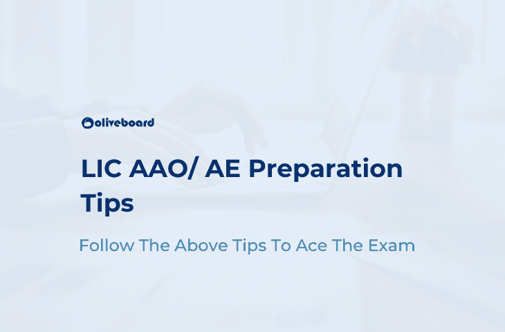 LIC AAO Exam Preparation
