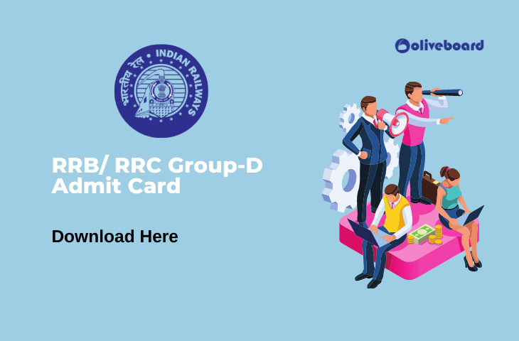 RRB Group D Amit Card