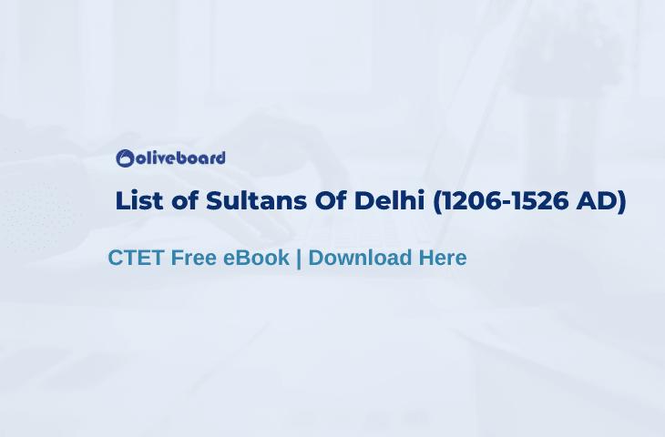 Sultans of Delhi