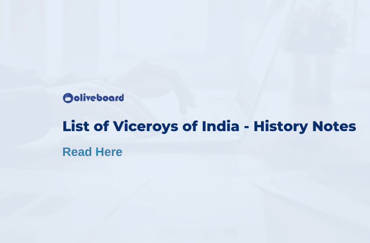 Viceroys of India