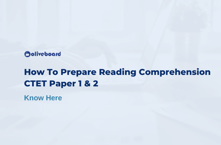Reading comprehension for CTET