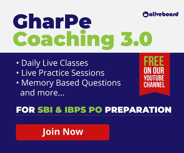 free online classes for SBI & IBPS PO