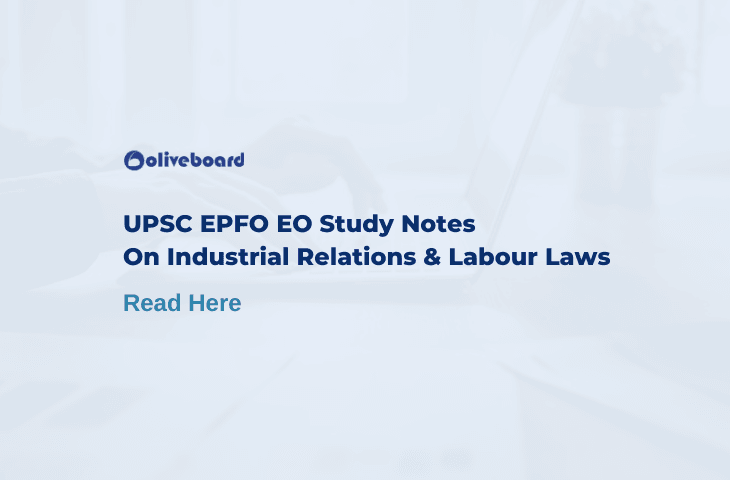 industrial relations and labour laws notes upsc epfo eo