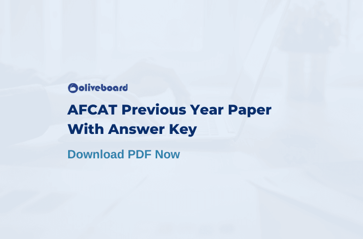 AFCAT Previous Year Paper