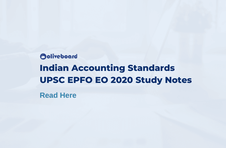 Indian Accounting Standard Study Notes