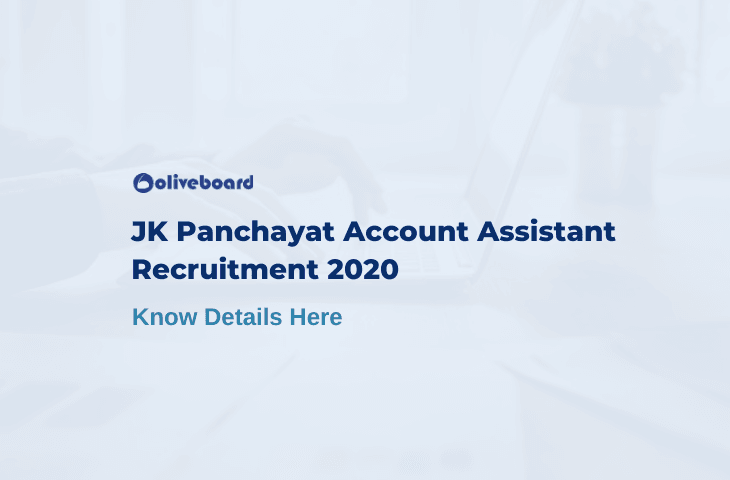 panchayat account assistant