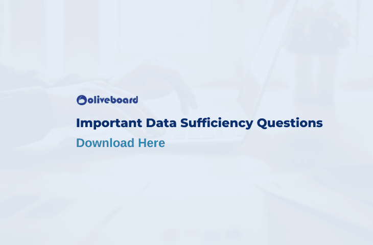 Data Sufficiency Questions