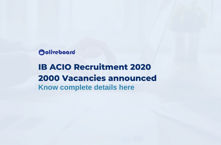 IB-ACIO-recruitment-2020