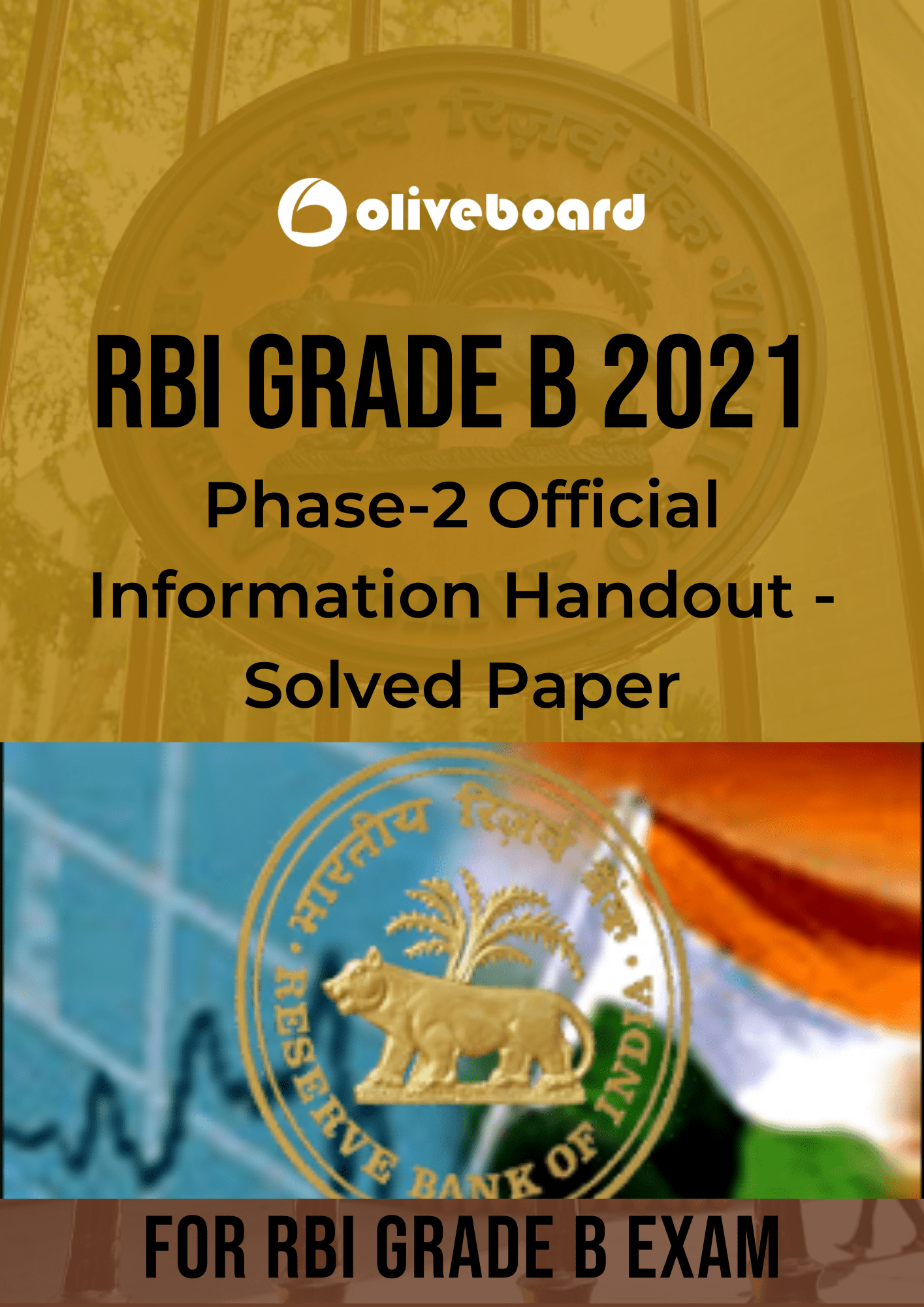 Free RBI Grade B 2021 Phase-2 Information Handout: Solved Paper