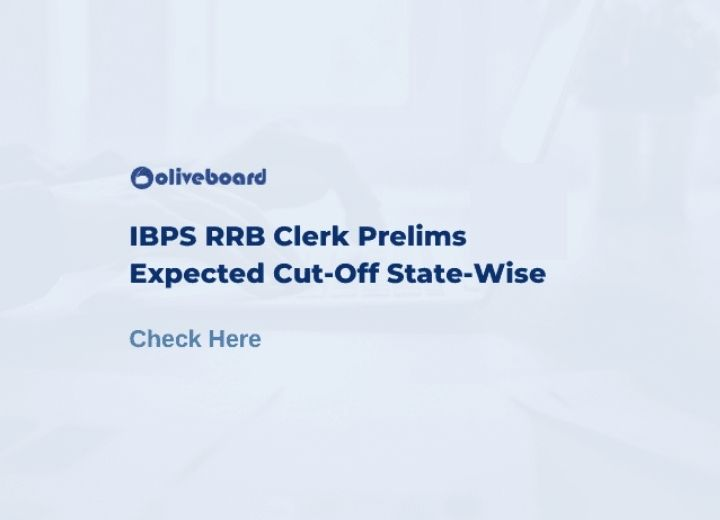 IBPS RRB clerk expected cut off