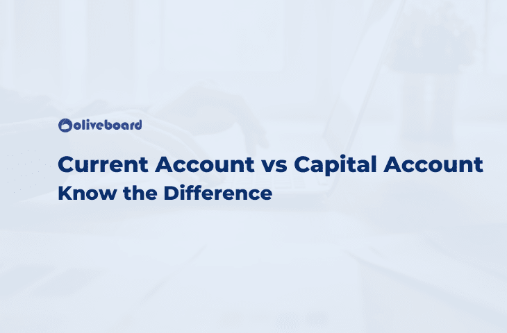 Current Account vs Capital Account