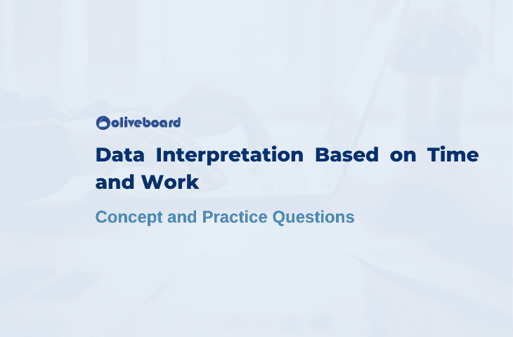 Data Interpretation Based on Time and Work