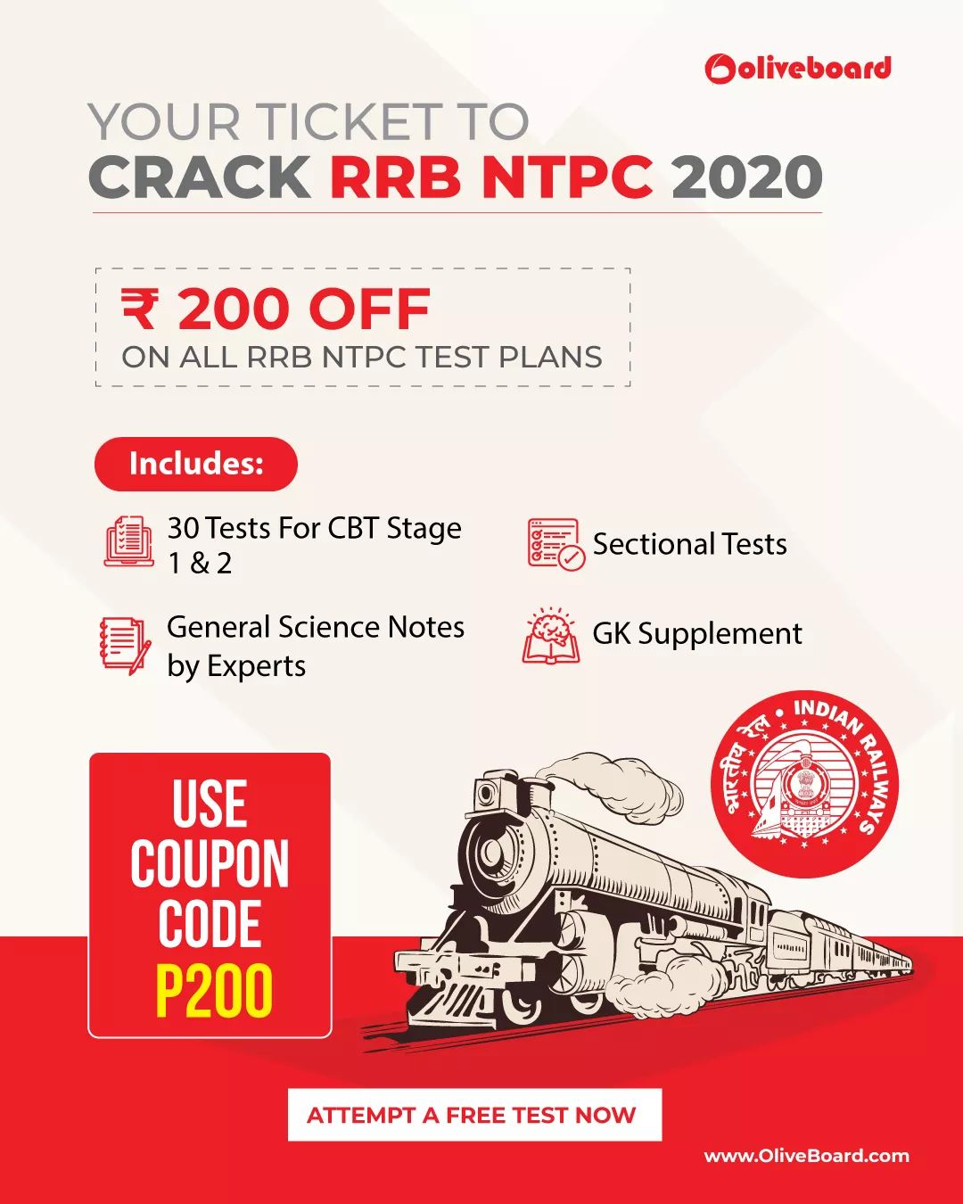 Top 100 RRB NTPC Chemistry Questions
