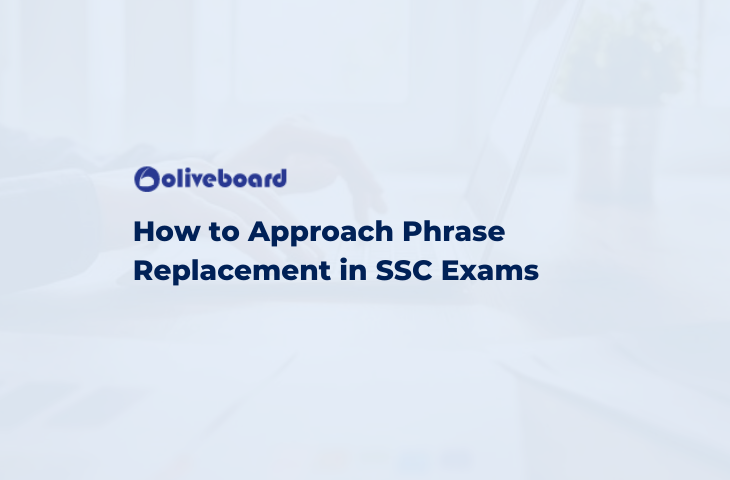 how to approach Phrase replacement in ssc