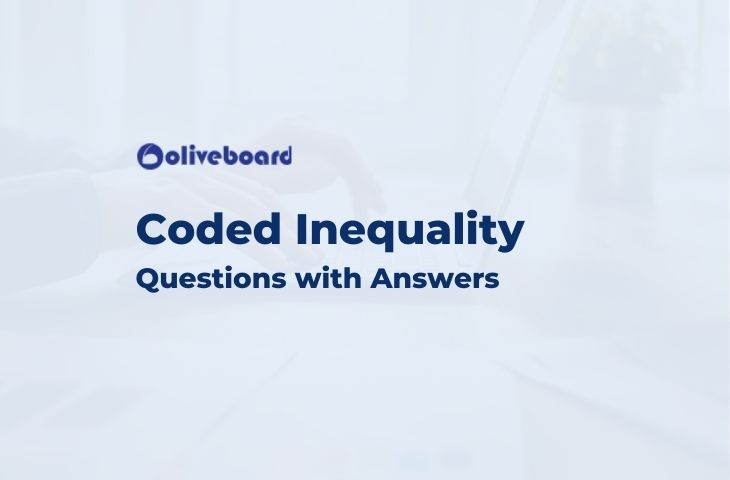 Coded Inequality Questions with Answers