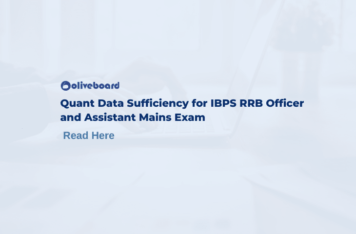 Data Sufficiency for IBPS RRB