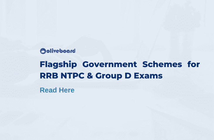 Flagship Government Schemes RRB