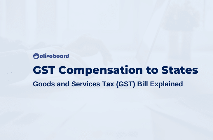 GST Compensation to States