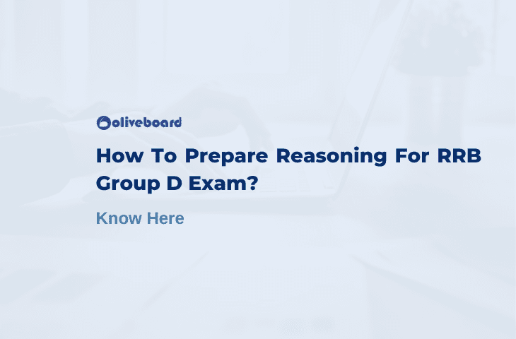 How To Prepare Reasoning For RRB Group D