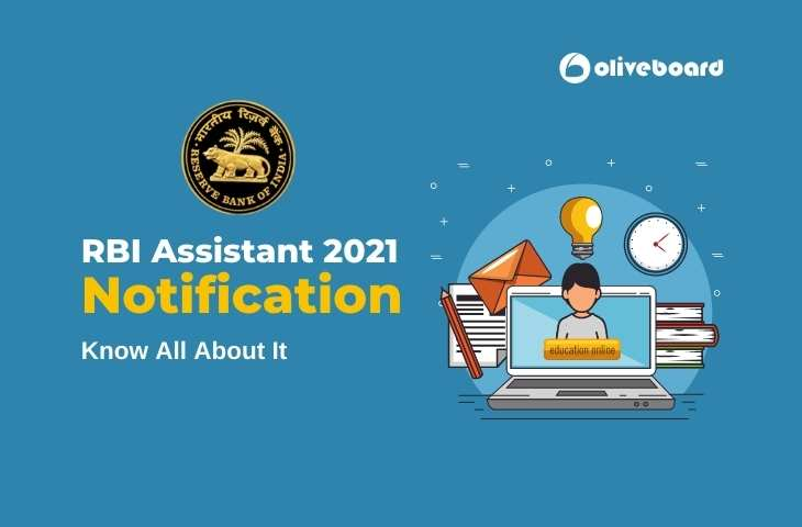RBI Assistant Notification 2021