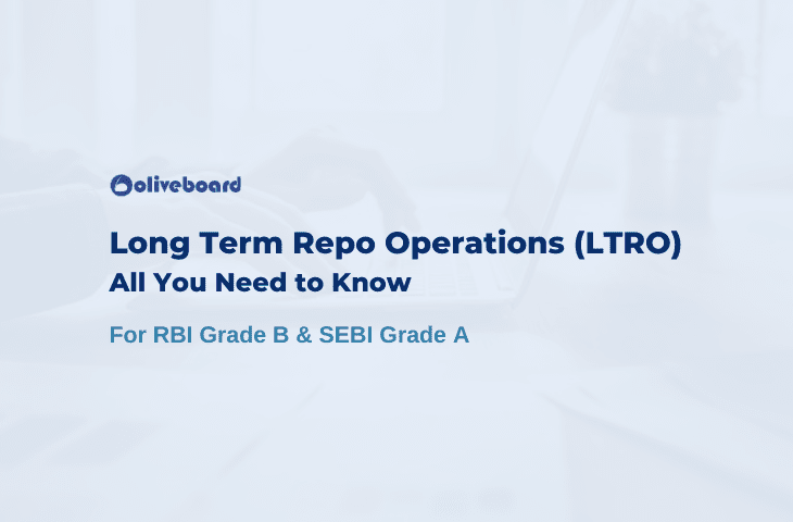Long Term Repo Operations