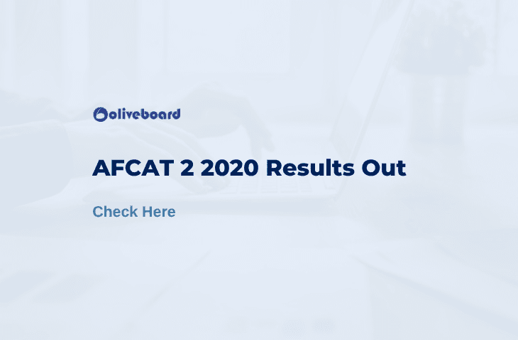 AFCAT Exam Result