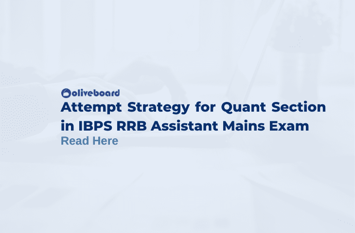 Attempt Strategy for Quant Section in RRB Assistant