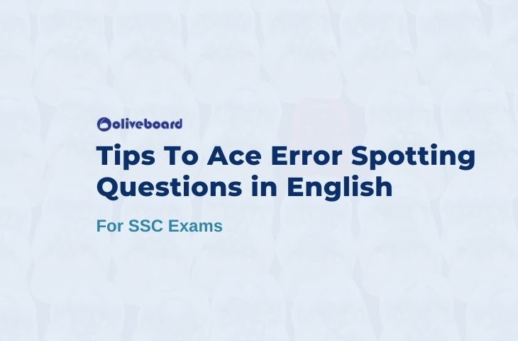 English for ssc exams