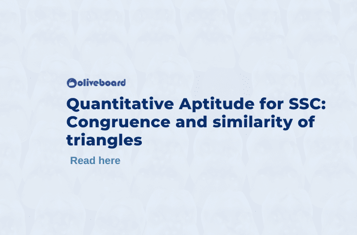 Congruence and similarity of triangles for SSC
