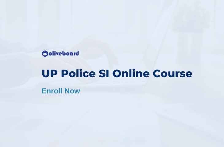 UP Police SI Online Course