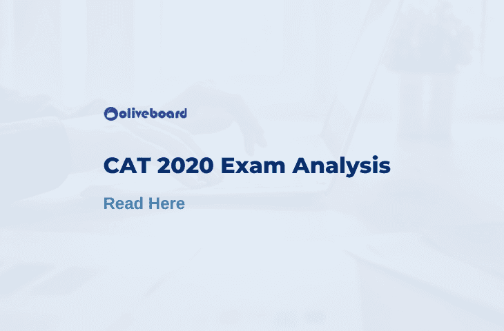 cat exam analysis