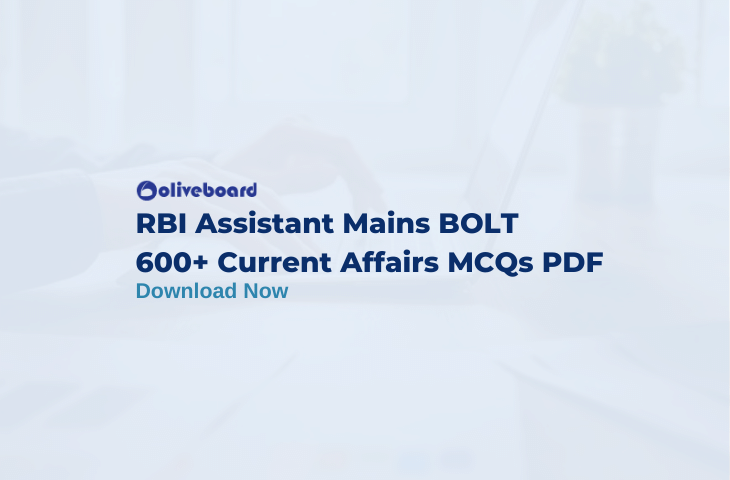 rbi assistant current affairs mcqs pdf