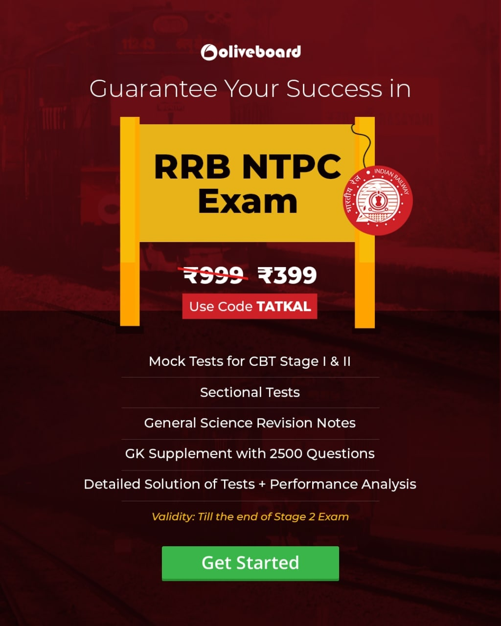 RRB NTPC Normalization Marks