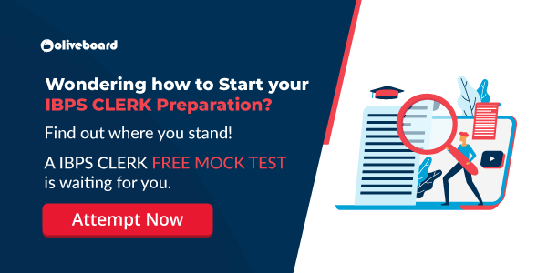 ibps clerk free mock test attempt