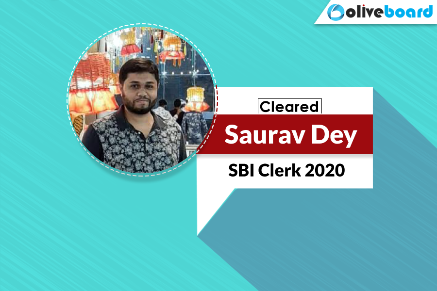 Success Story of Saurav Dey
