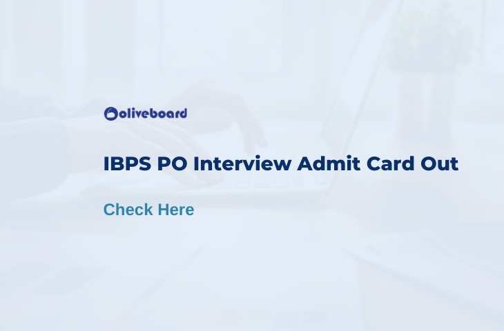 ibps po admit card interview