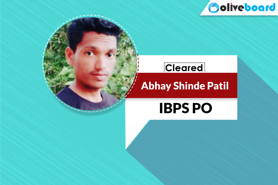 Success Story of Abhay Shinde Patil